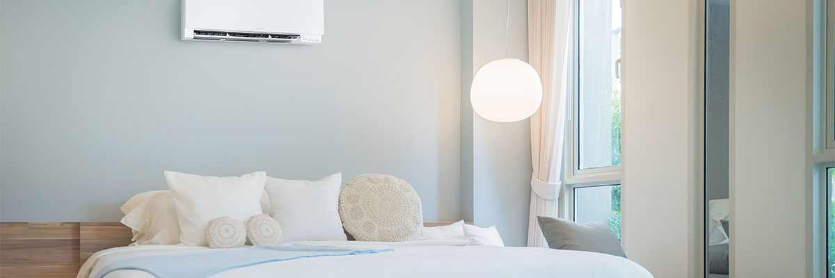 Ductless AC improving home comfort